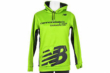 New Balance Cannondale Cycling Team Thermal Hoodie SMALL Bike Casual Sweatshirt