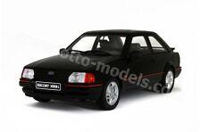 FORD Escort MKIV 4 Facelift Xr3i Xr3 black Resin otto model RARE 1:18