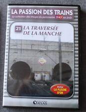La passion des trains, la traversée de la manche - vol 21, DVD