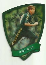 Cricket Australia Select 2009/10 DIE CUT FDC31 JAMES HOPES ODI TEAM CARD ACB
