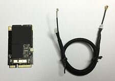 Apple Mac Pro 2009- 2012 Wifi AC & Bluetooth 4.0 kit - Plug 'n Play