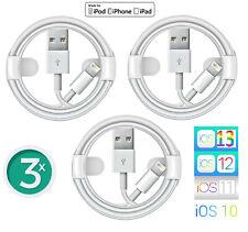 3x 100% für Original AppIe Ladekabel für iPhone 5 6 7 8 Plus X XS MAX XR 11 iPad