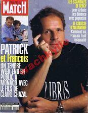 Paris Match n°2554 du 07/05/1998 PPDA Gong Li Douillet Rwanda Alexandrie Mai 68