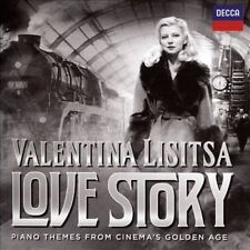 LISITSA, VALENTINA - LOVE STORY - CD - NEW