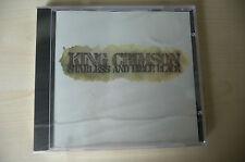 "KING CRIMSON"" STARLESS AND BIBLE BLACK- CD VIRGIN Holland-SIGILLATO"