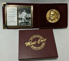Babe Ruth New York Yankees Highland Mint Bronze Magnum Limited Edition Coin
