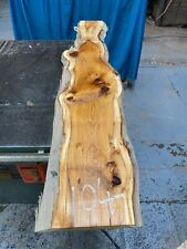 Yew Waney Edge Board / Kiln Dried / Table Top / Bar Top / River Table / Pippy