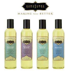 Kama Sutra Massage Oil Essential Oils For Full Body Massage 200ml