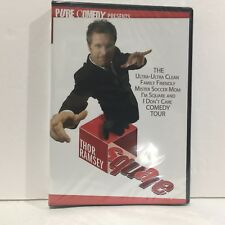 Thor Ramsey: Square (DVD, 2013) Pure Comedy Presents Free Shipping