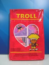 VALENTINE'S DAY RUSS TROLL CARDS -  AMBASSADOR BRAND - New - RARE