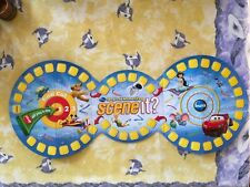 Replacement Gameboard from 2010 Disney Magical Moments Deluxe Scene It?