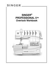 Singer 14T968DC-WKBK1 Sewing Machine/Embroidery/Serger Owners Manual
