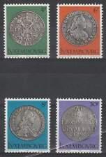 Luxemburg postfris 1981 MNH 1025-1028 - Munten uit de 17de en 18de Eeuw