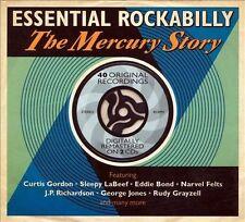 Rockabilly/Psychobilly Rock Compilation Music CDs & DVDs
