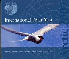 2007 USPS International Polar Year SS Portfolio Book Album