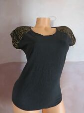 VICTORIA`S SECRET!!!! NEW!!! BLACK TANK TOP SIZE:SMALL BLING!!! BLING!!!