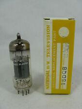 """Nuovi """"NOS NEW OLD STOCK"""" elettroni TUBO National 15 DQ 8 Electron tube"""