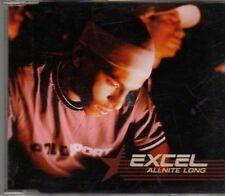 (CD828) Excel, Allnite Long - 1998 CD