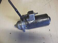 Early 6 volt starter motor Citroen 2cv unbranded tested 1300+ parts in Ebay shop