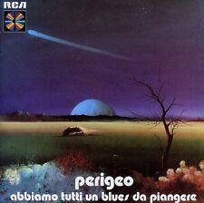 Perigeo - Abbiamo Tutti Un Blues Da Piangere [New CD]