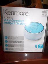 Kenmore Alfie Voice-Controlled Intelligent Shopper Nib!