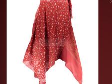 DiESEL Skirt Red Paisley Size UK 6 BNWT RRP €170