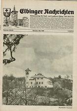 Elbinger Nachrichten #699/38 Mai 1988 Elbing Ostpreußen Cap Arcona Kinder