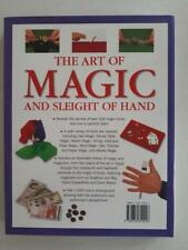 The Art of Magic and Sleight of Hand by Nicholas Einhorn - HB/DJ - New