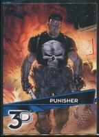 2015 Marvel 3-D Trading Card #59 Punisher