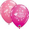 25 Rose Enterrement de Vie de Jeune Fille Nuptiale Douche Ballons en Latex Fête