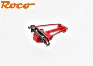 Roco N 85368 Stromabnehmer / Einholmpantograph rot - NEU + OVP