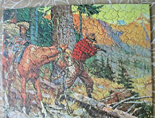 Vintage Tuco Picture Puzzle A Sporting Chance16 x 20 300-500pc Complete, 1940's