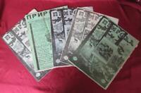 1939 - 1940 VINTAGE BULGARIAN MAGAZINE – NATURE 5pcs