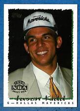 1994-95 Topps JASON KIDD (ex-mt) Dallas Mavericks Rookie