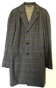 Dunhill Raglan sleeve topcoat