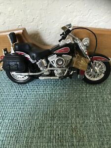 """Guiloy Custom Classic Motorcycle, 9"""" Long READ NOTES!"""