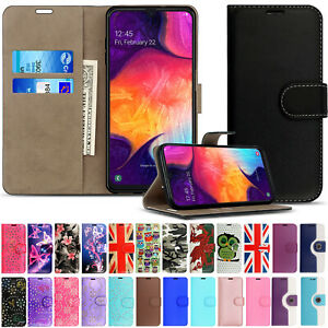Leather Wallet Flip Case Cover For Samsung Galaxy S4 S5 S6 S7 Edge Prime Xcover