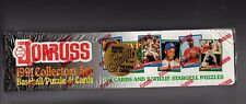 Donruss 1991 Factory Collectors Set 792 Cards  Factory Sealed