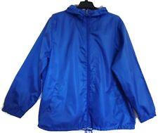 Men's 2XL (50 - 52) Jacket Starter Hooded Mesh Lined Windbreaker Water Resistant