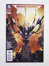 DC Comics Legends of the Dark Knight #4 (2013)-Batman