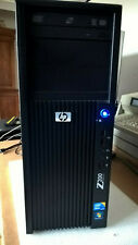 HP Z200 Workstation Intel Xeon Quadcore X3430  4GB DVD Windows Key