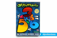 Arithmanix The Ultimate Number Card Game Kids & Adults Strategy Educational