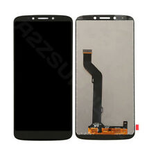 Motorola E5 Plus XT1924 LCD DISPLAY BLACK TOUCH DIGITIZER SCREEN REPLACE
