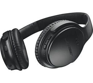 Bose QuietComfort 35 Noise Cancelling Series I Wireless Headphones QC35 Black