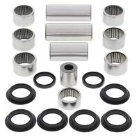 WRP KIT REVISIONE LEVERISMI FORCELLONE SUZUKI RM 125 1998-1999