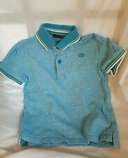 Next (U.K.) Boys Short Sleeve Polo Shirt 3/4 Years