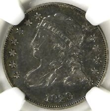 🌚🌘🌗🌖🌕🔥😱😍NGC XF40 1829 CAPPED BUST DIME (small 10 C.)