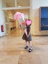 Einschulungskleid Traumhaftes Jottum Ballon Kleid mit Stoffrose  116 /122
