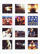 Bon Jovi - The Crush Tour (DVD, 2000)-FREE SHIPPING-