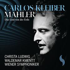 Das Lied Von Der Erde - Mahler / Kleiber / Ludwig / Kmentt (2014, CD NEUF)